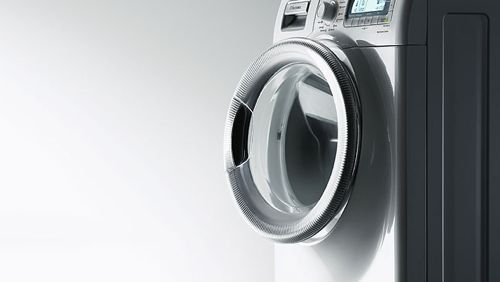 Time Manager Washing Machine