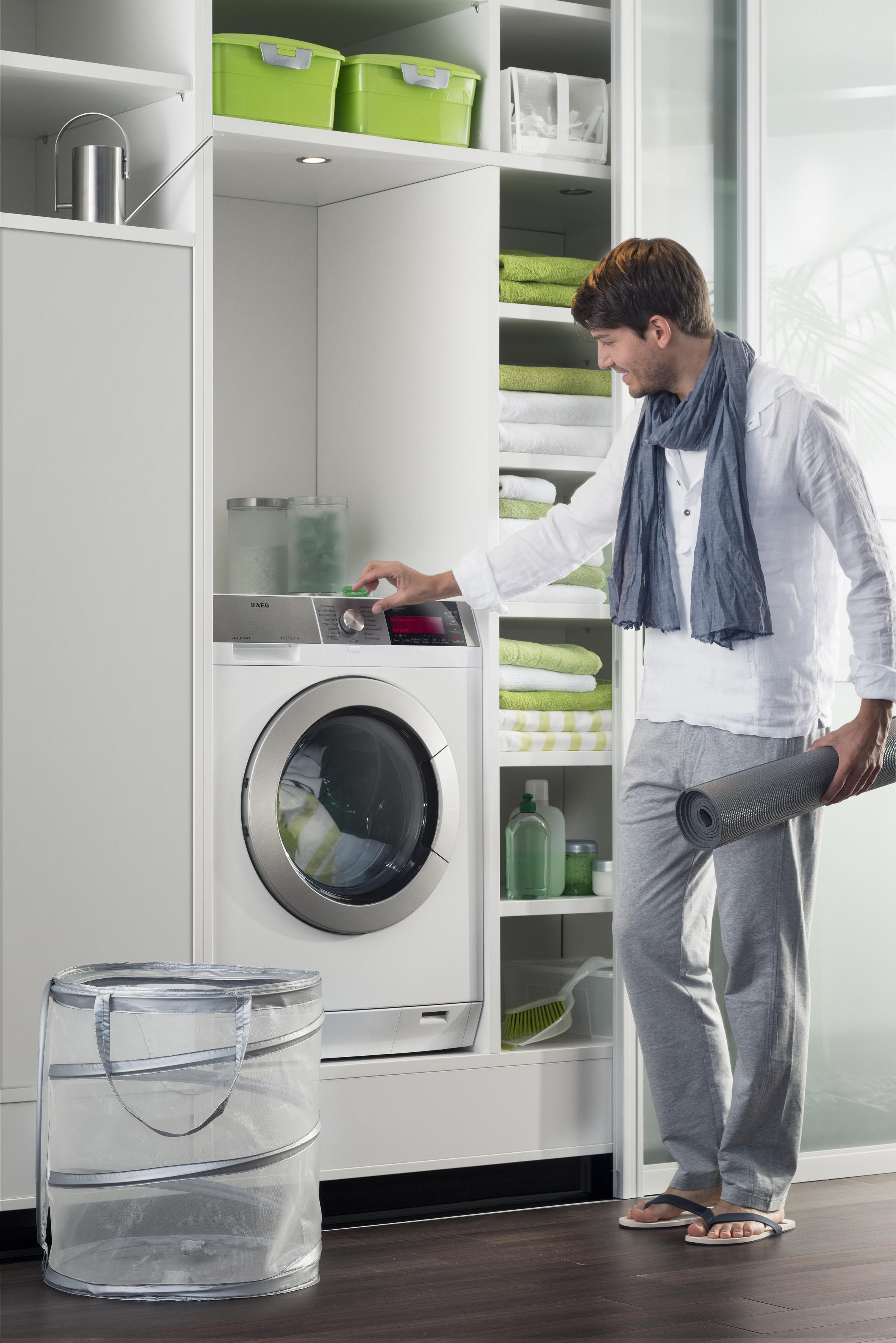 aeg kokombi plus einziger waschtrockner mit w rmepumpe electrolux newsroom austria. Black Bedroom Furniture Sets. Home Design Ideas