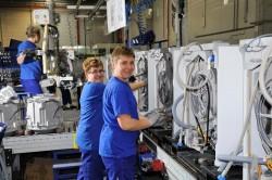 Fabryka Pralek Electrolux w Oławie