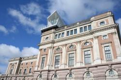 Dach Opery Królewskiej