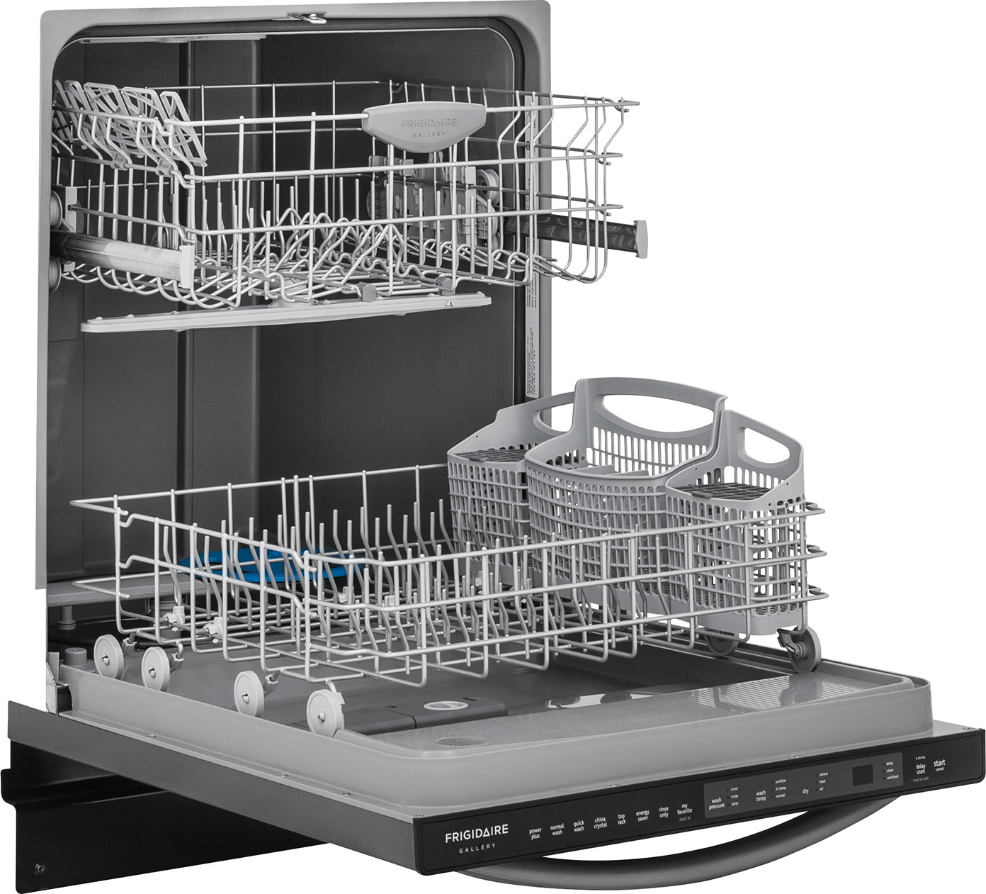 Frigidaire Gallery Dishwasher - Open