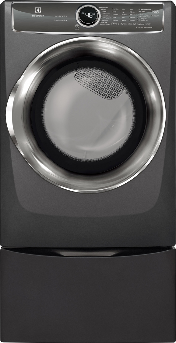 Electrolux Front Load Perfect Steam Dryer with LuxCare® Dry