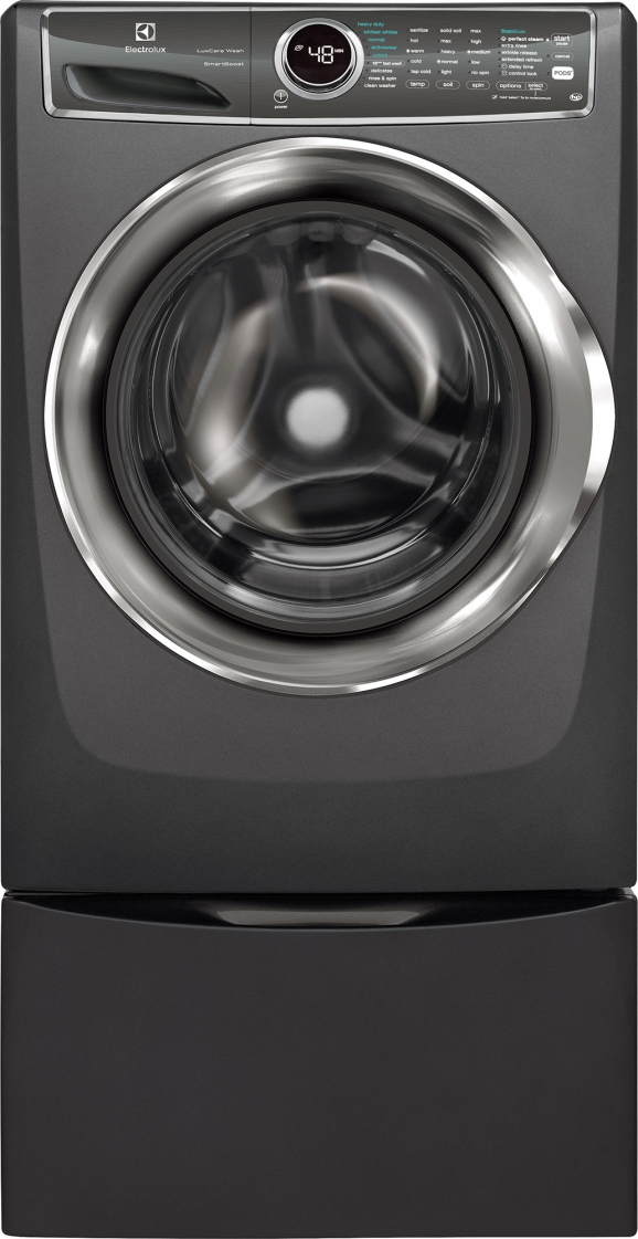 Electrolux Front Load Perfect Steam Washer with SmartBoost™